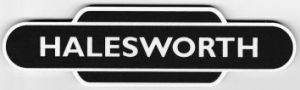 Halesworth Fridge Magnet web