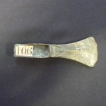 Bramfield Hoard Axe Head 106