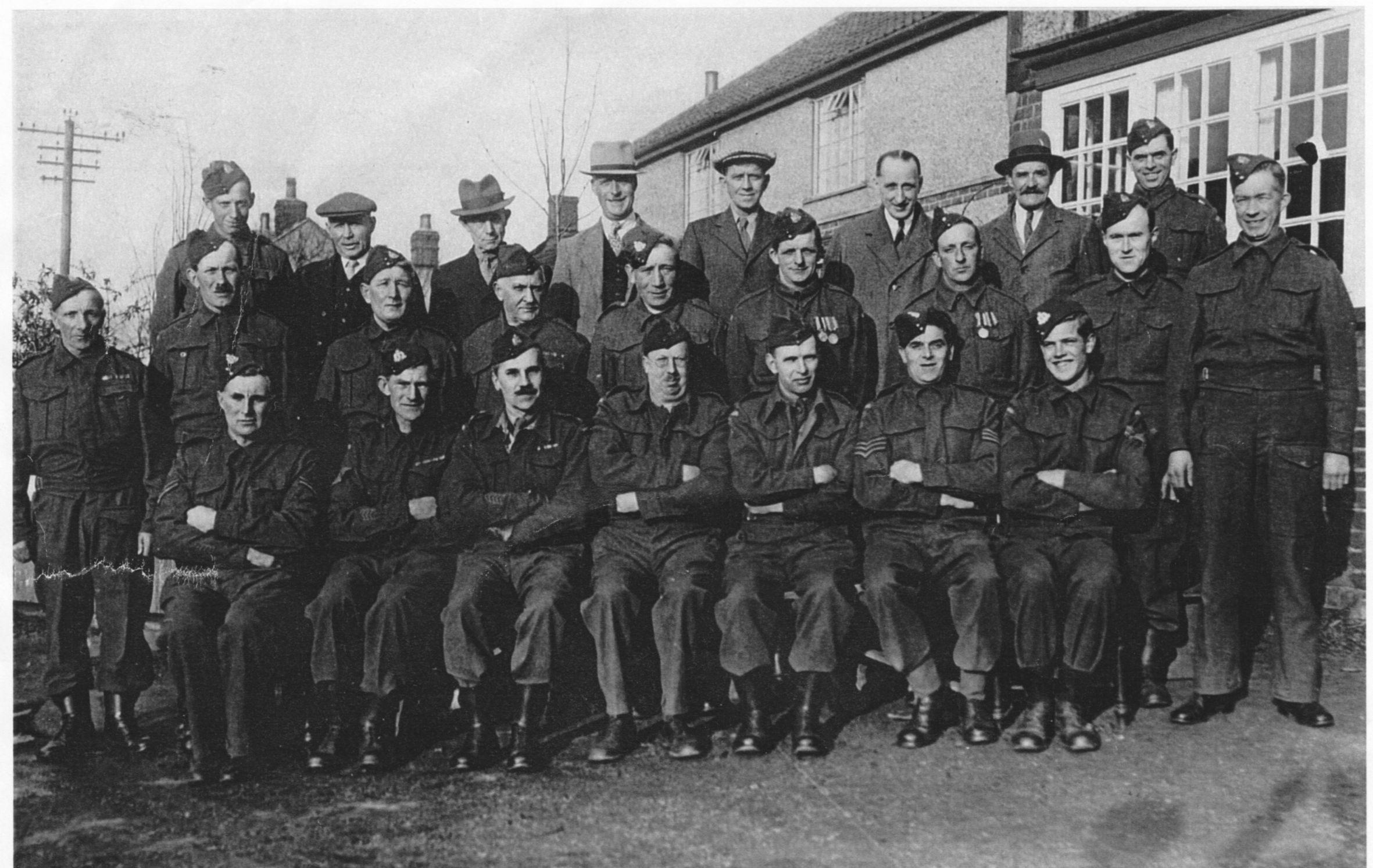 Wissett Home guard