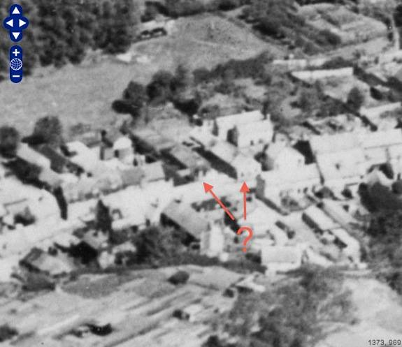 aerial view mission hall 1935